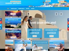 Santorini - Joomla! Pro Template