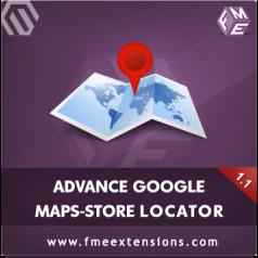 Magento Dealer Locator | Advance Google Maps
