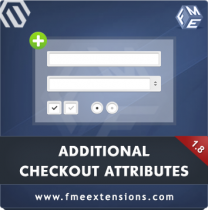 Magento Custom Order Attributes Extension by FME