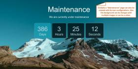 Coming Soon/ Maintenance Mode for Magento 2