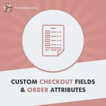 Magento 2 Custom Checkout Fields Extension