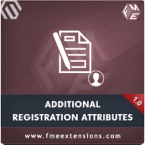 Magento Create Customer Attribute Extension by FME
