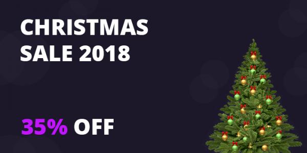 Joomla Christmas Sales 2018 Discount