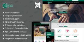 Corpite - Twitter Bootstrap Joomla 3 Template