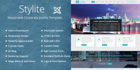 Stylite - Premium Responsive Joomla 3.0 Theme