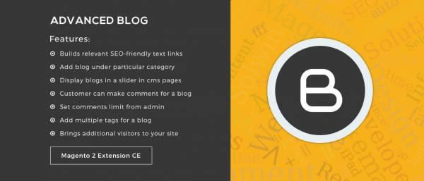 Advanced Blog Magento 2 Extension