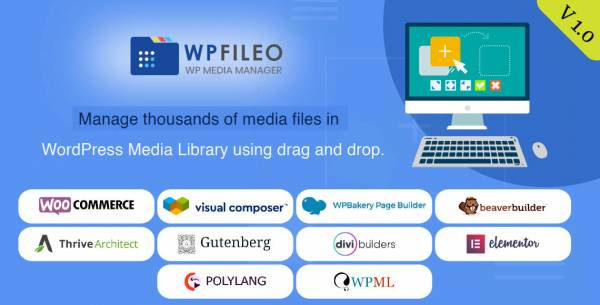 WPFileo Pro WordPress Plugin