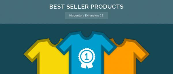 Best Seller Products Magento 2 Extension