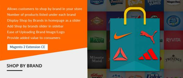 Shop By Brand – Magento 2 Extension