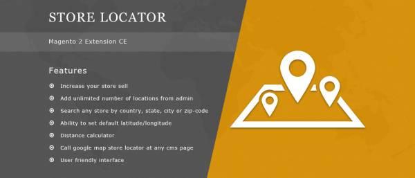 Store Locator – Magento® 2 Extension
