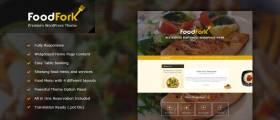 FoodFork Restaurant WordPress Theme