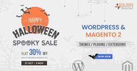 Happy Halloween Sale! Get 30% Discount On Any Purchase