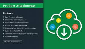 Product  Attachments – Magento 2 Extension