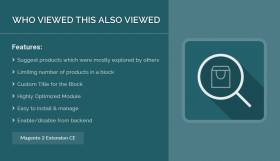 Who Viewed This Also Viewed –  Magento 2 Extension