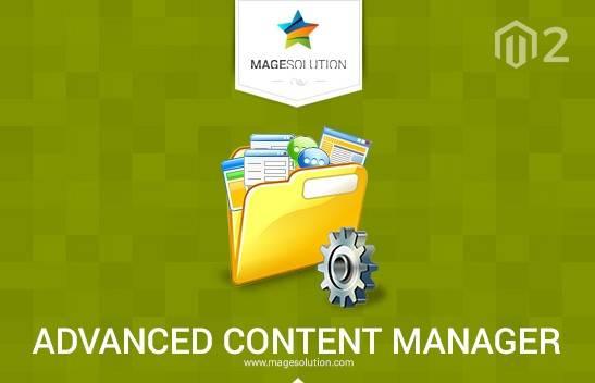 Advanced Content Maker Magento 2 Extension