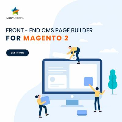 CMS Visual Composer Magento 2 Magesolution