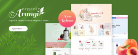 3 Days Left To Get 40 % Discount For New Arangi Organic Magento 2 Theme