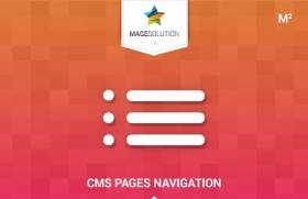 New Release : Magento 2 CMS Pages Navigation