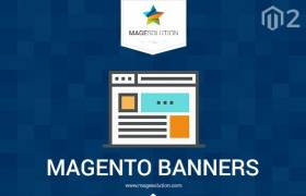 Magento 2 Banners Extension