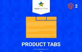 Magento 2 Product Tabs Extension By Magesolution