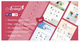 Arangi - Organic WooCommerce Theme