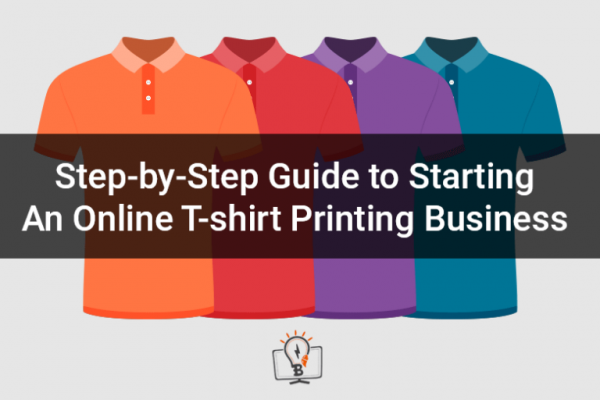 Start your own T- Shirt Printing Business & Make Money