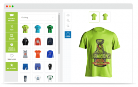 Add More Guns to Your Armory With a T-Shirt Design Software