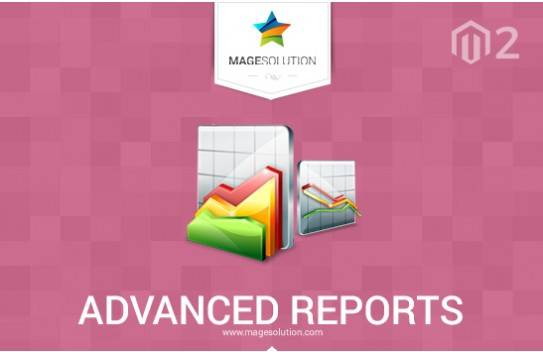 Advanced Reports Magento 1&2 by MageSolution