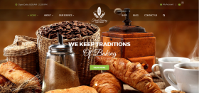 What FOODFARM can do for Bakery & Cafe Online Store?