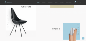 Furniture & Interior WordPress Theme