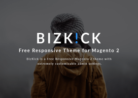 BizKick – Free Responsive Theme for Magento® 2