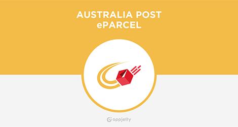 Magento Australia Post eParcel Extension