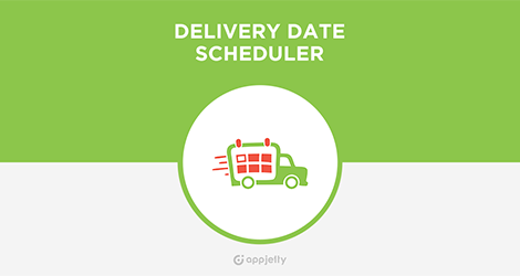Magento Delivery Schedule Extension