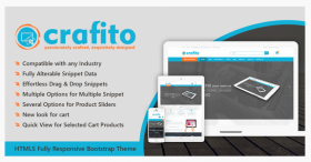 What Makes Crafito the Most Advanced Odoo Ecommerce Theme?