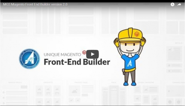 MGS Front-end Builder Magento 2 Theme