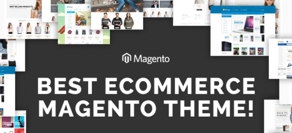 Top 10 Best selling Magento theme of the week on Themeforest