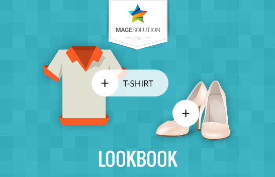 "Lookbook for Magento 2 - magical tool ""Purchase the complete look"""