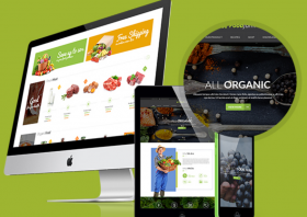 FoodFarm - Modern agriculture WordPress Theme