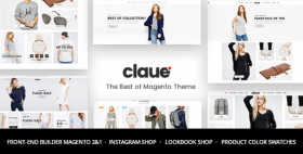 Minimal Magento 2 and 1 Theme for Your Fashion Store