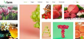 Multipurpose Food, Farm & Organic WordPress Theme