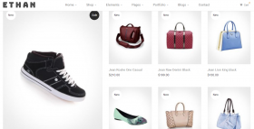 Magento Template For Your Fashion Store