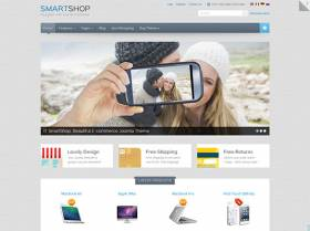 IT SmartShop – E-commerce Joomla Theme With JoomShopping