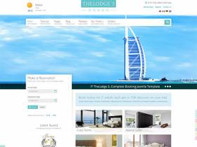 IT TheLodge 3 – Hotel Booking Joomla Theme