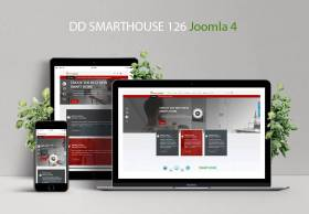 DD SMARTHOUSE 126 - Joomla 4