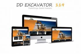 DD Excavator 119