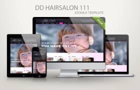 DD HAIR SALON  111