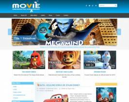 DD Movie 83 -  Free Joomla Bootstrap template