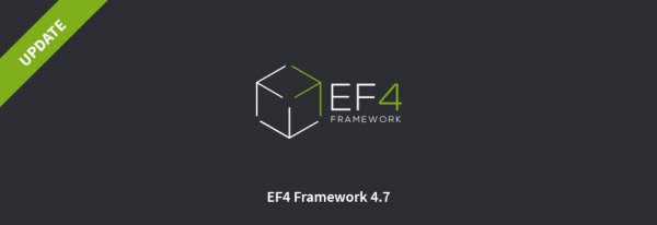 EF4 framework update to 4.7 version