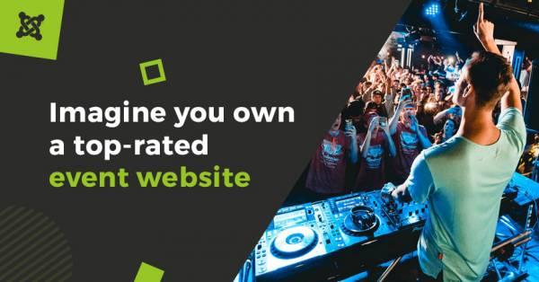 Build a successful event website