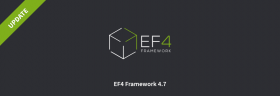 EF4 framework update to 4.7 version